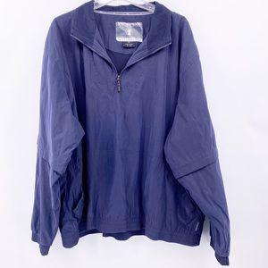 Weatherproof Performance 1/4 Zip Pullover Jacket